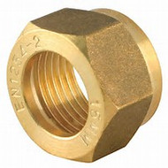 22mm BRASS NUT