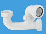 SM10 50mm Seal Bath Trap with Cleaning Eye