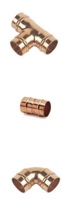 Solder Ring Fittings Pack