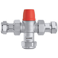 22mm BOSS Thermostatic Mixing Valve