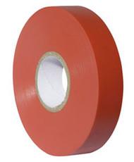 PVC TAPE 19mm x 33M Red (10)