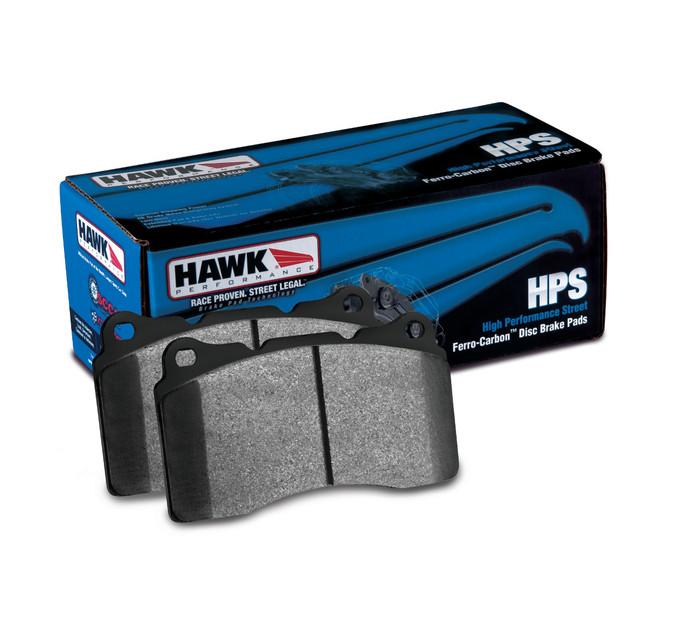 HPS Street Front Brake Pads