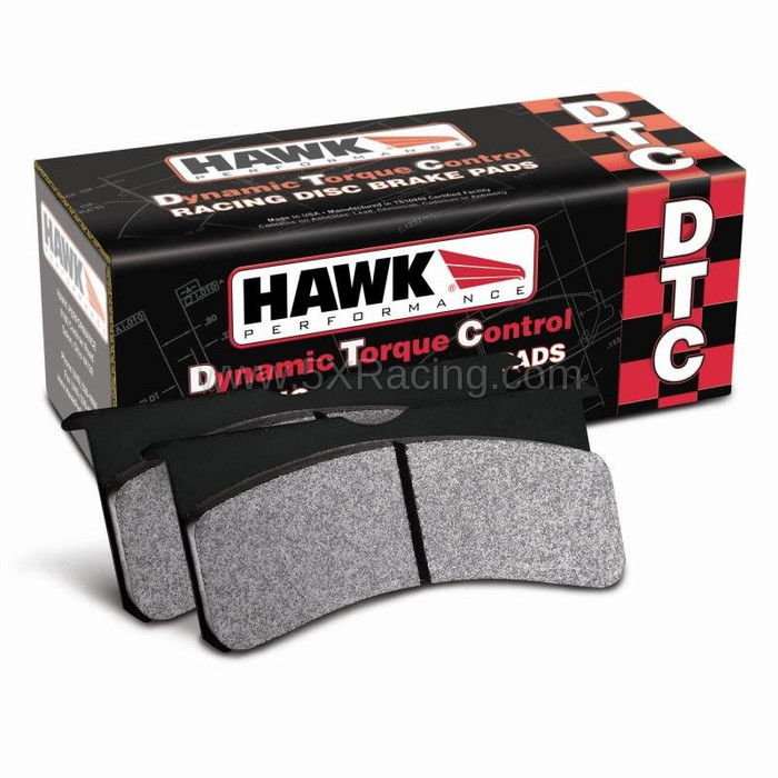 Hawk DTC-60 Race Rear Brake Pads