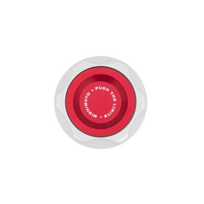 Mishimoto Honda Oil FIller Cap - Red