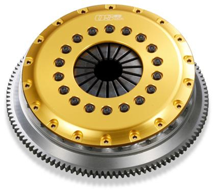 OS Giken Acura NSX C30A R Series Twin Plate w/Floating Center Hub Clutch