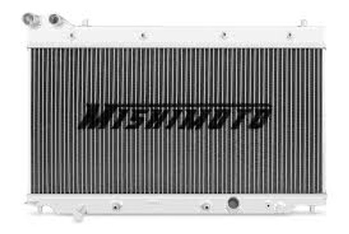 Mishimoto 07-08 Honda Fit/02-08 Jazz Performance Aluminum Radiator