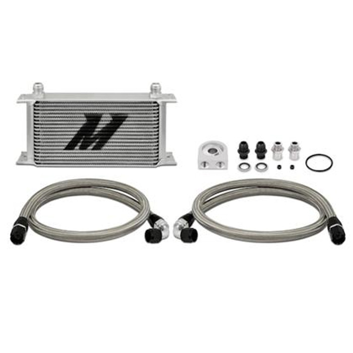 Mishimoto Universal 19 Row Oil Cooler Kit
