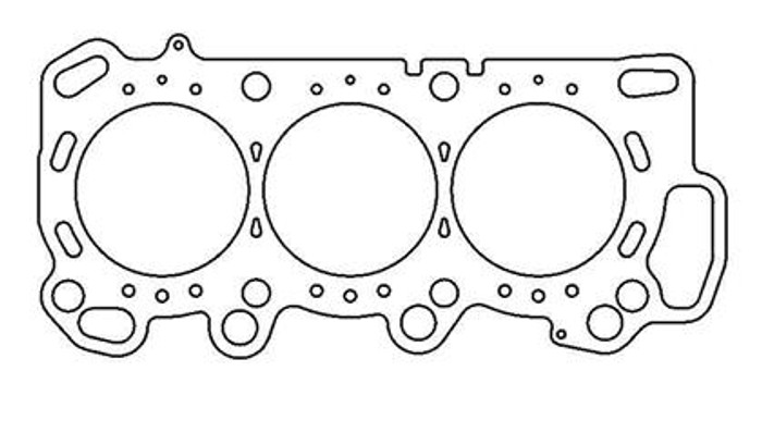 Cometic Honda J35A/A4 SOHC V6 01-04 90mm .027 inch MLS Head Gasket Stock / Darton Sleeve