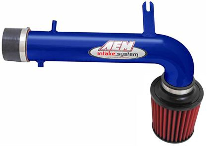 AEM Short Ram Intake System S.R.S. ACCV6 98-02/CL 01-03/TL - Blue