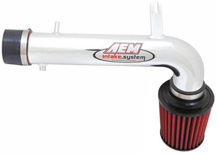 AEM Short Ram Intake System S.R.S. ACCV6 98-02/CL 01-03/TL - Polished