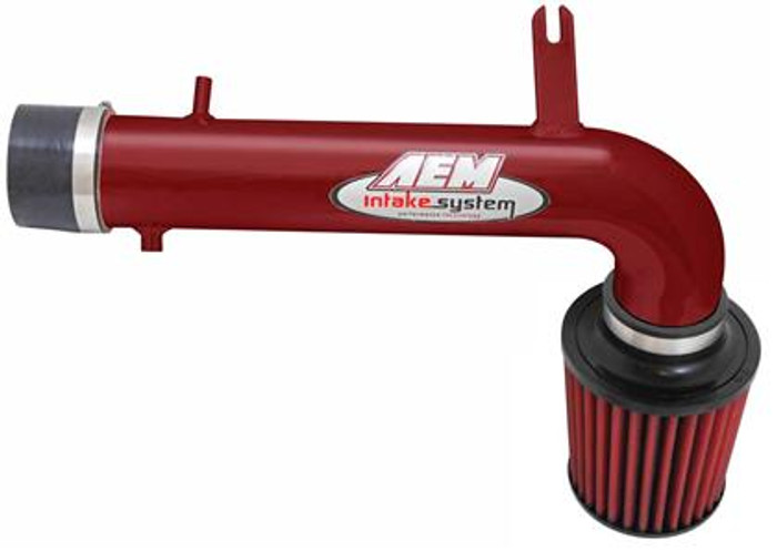 AEM Short Ram Intake System S.R.S. ACCV6 98-02/CL 01-03/TL - Red
