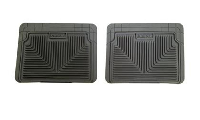 Husky Liners Gray 2nd Row Floor Mats