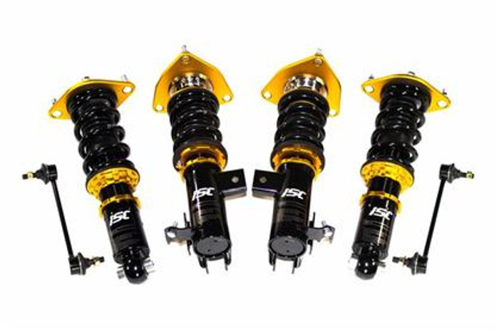 ISC Suspension 13+ Subaru BRZ/FRS N1 Coilovers - Sport