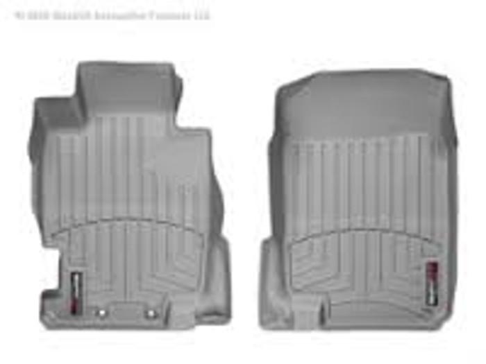 WeatherTech 04-08 Acura TL Front FloorLiner - Grey