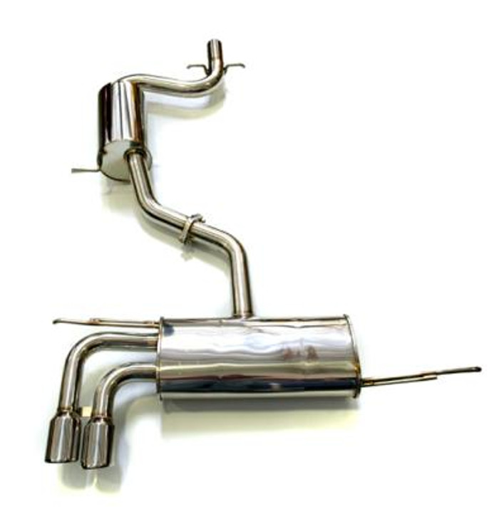 Agency Power AP Dual 304ss Catback Exhaust