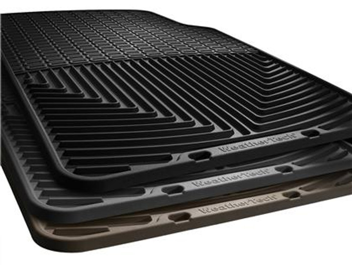 09-14 WeatherTech All Weather Floor Mats Front Only