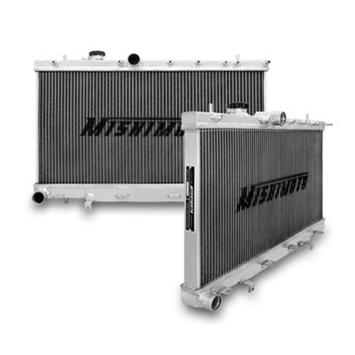 Mishimoto 01-07 Subaru WRX and STi Manual X-LINE (Thicker Core) Aluminum Radiator