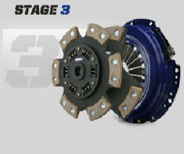 SPEC Clutch Stage 3 - Acura TL 2007-2008 3.5L Type S 6sp SPEC Clutch SA713 (Works with stock OE flywheel)
