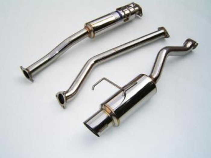 Invidia 01-06 Acura RSX DC5 Type-S 60mm (101mm tip) Cat-back Exhaust