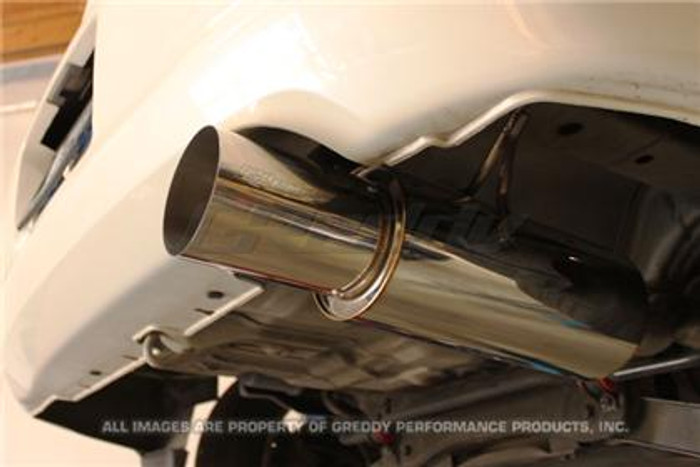 GReddy 02-06 Acura RSX Type S 60mm RS Catback Exhaust System