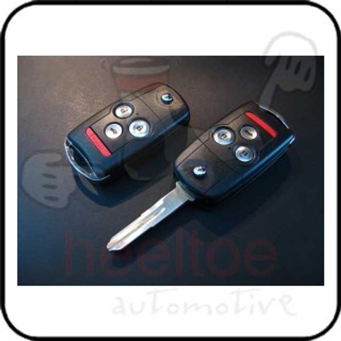 Milled TL-S Switchblade Key : for 2004-06 - TL & 04-08 TSX