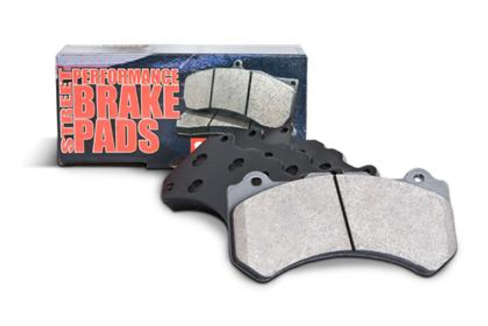 Stop Tech Performance 04-06 manual / 07-08 Type-s TL Front Brake Pads
