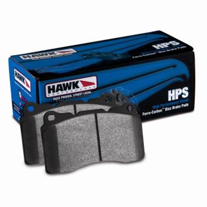 Hawk HPS Street Front Brake Pads - TL (Z code, see description) - Brembo