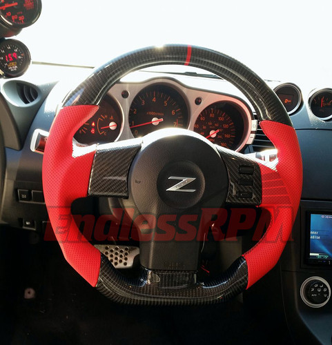 Custom Steering Wheel ( All Cars