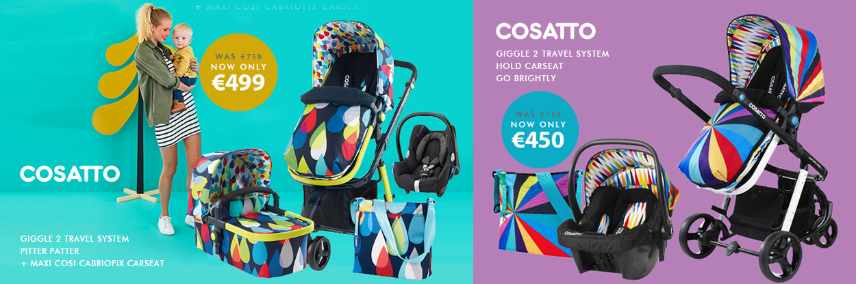 Cosatto Giggle 2 Special Offer