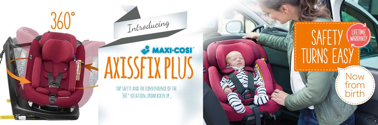 Maxi Cosi Axissfix Plus