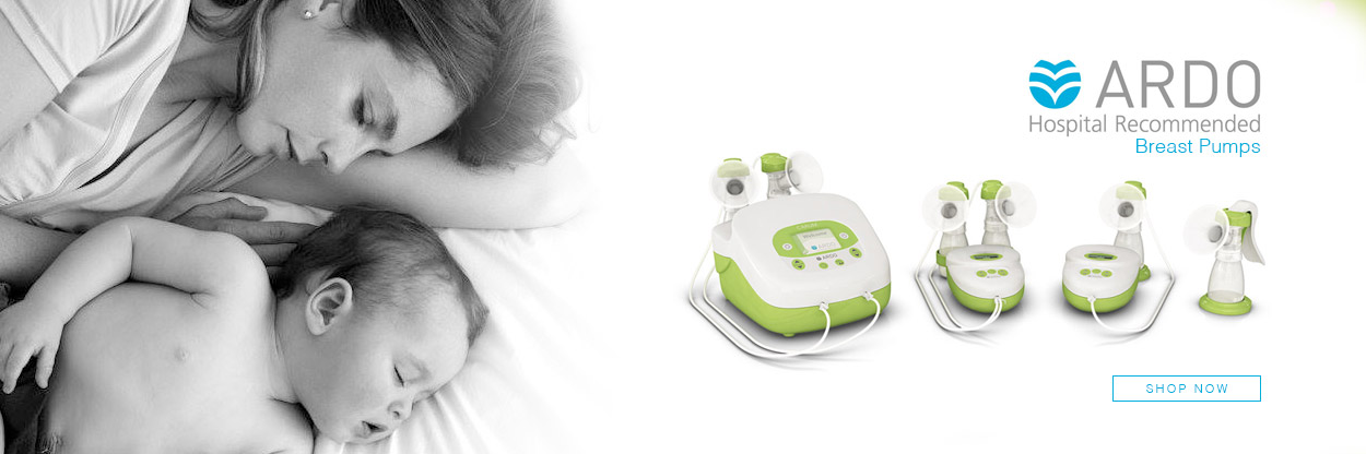 ARDO Hospital Recommended Breast Pumps
