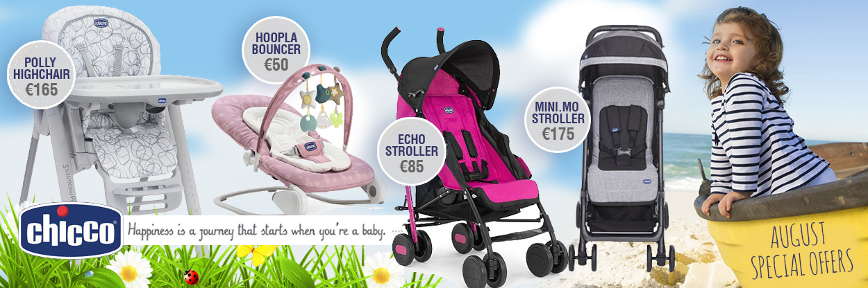 Chicco Specials - Special offers