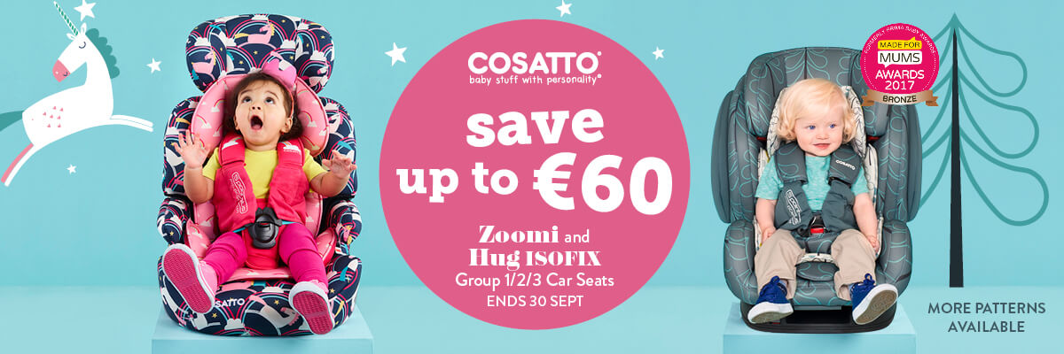 Cosatto Car Seat Special Offers