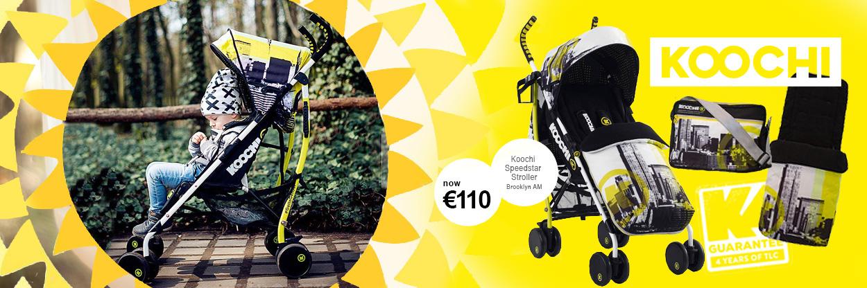 Koochi stroller special