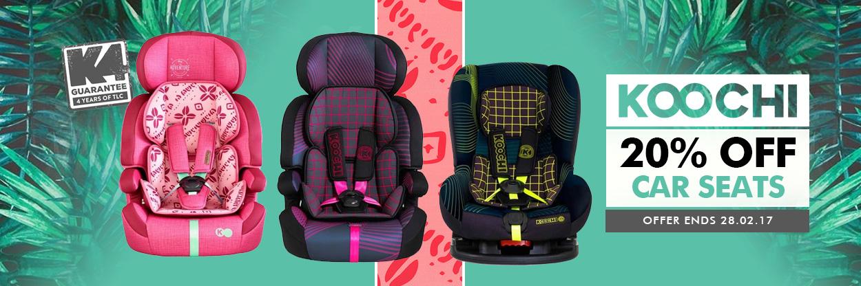Child Car Seat Deals