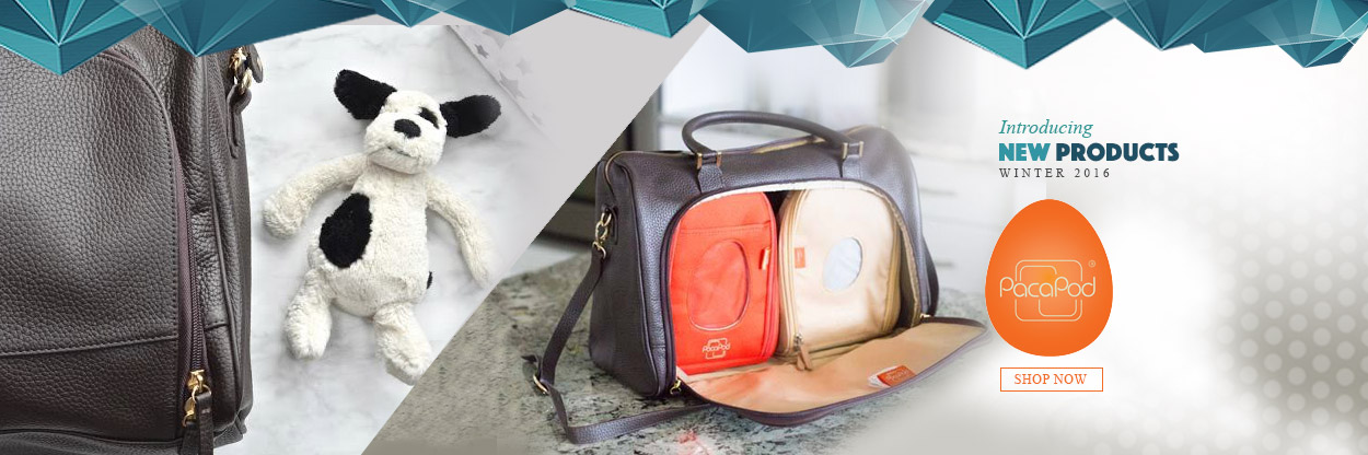 Pacapod Babay Changing Bags