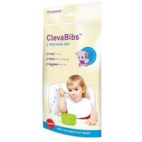 Clevamama ClevaBibs 5 Pack