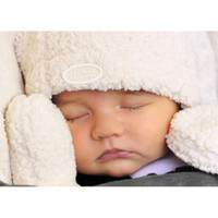 JJ Cole Infant Hat, Mittens & Booties Set