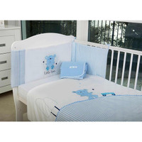 Baby Elegance Scribbles Cot/Cotbed Bed in a Box