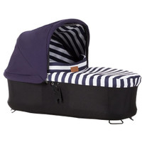 Mountain Buggy Carrycot Plus Luxury - Nautical