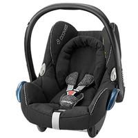 Maxi Cosi CabrioFix Group 0+ Car Seat - Digital Black