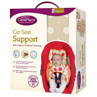 Clevamama Car Seat Support - Cream