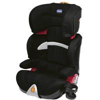 Oasys 2-3 Fixplus Car Seat Black