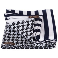 Mountain Buggy Blanket - Nautical
