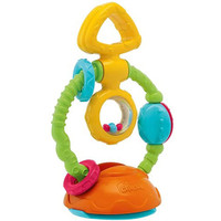 Cheese & Crackers Mouse Highchair Toy