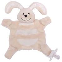 Sleepytot Big Bunny Baby Comforter Cream - Small