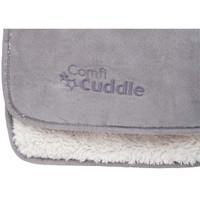 CuddleCo. Comfi Cuddle Blanket - Grey