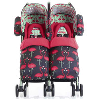 Cosatto Supa Dupa Pushchair - Flamingo Fling