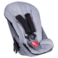 Phil & Teds Dash Double Kit - Grey Marl