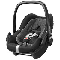 Maxi Cosi Pebble Plus i-Size Group 0+ Car Seat - Black Raven